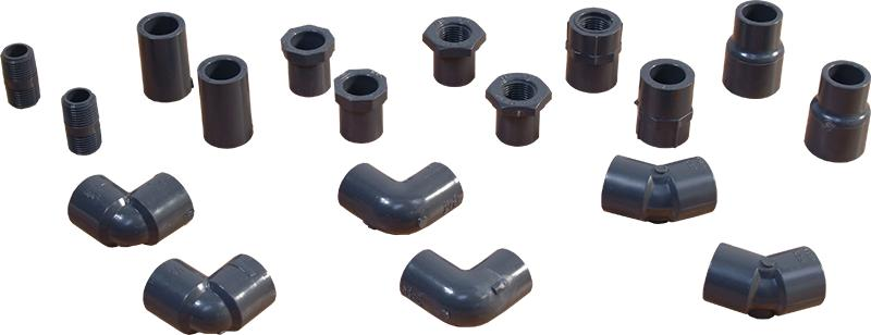 LabVolt Series by Festo Didactic - PVC Pipe Fittings (46783-A0)