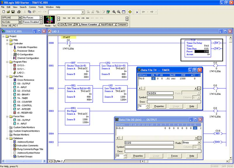 allen bradley rslogix 500 software free download