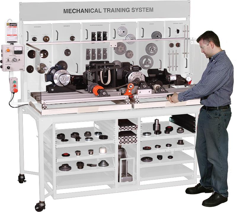 Labvolt Series By Festo Didactic Mechanical Training