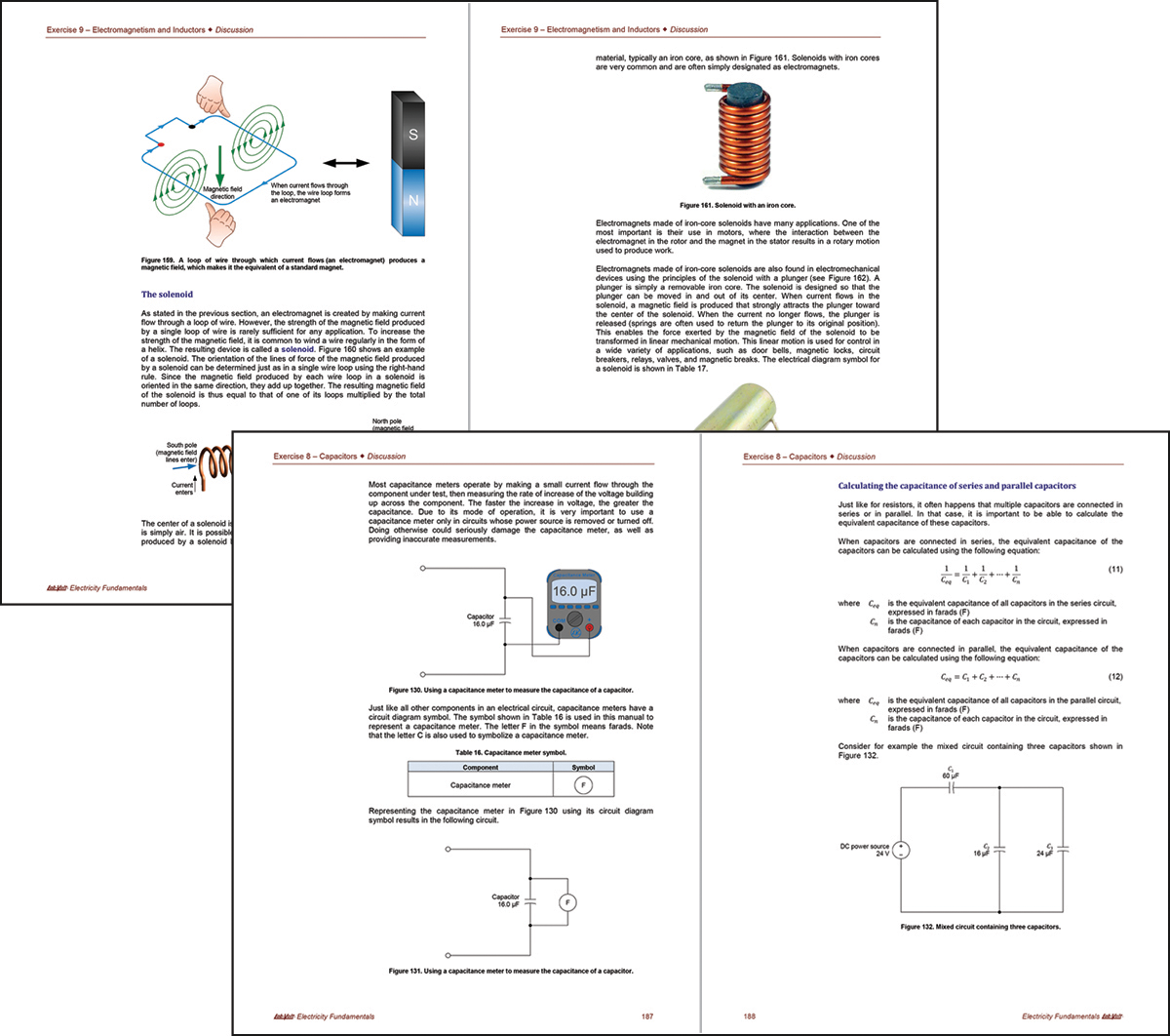 Labvolt Series By Festo Didactic Electricity Fundamentals Training Electric Circuits Parallel And Download Image