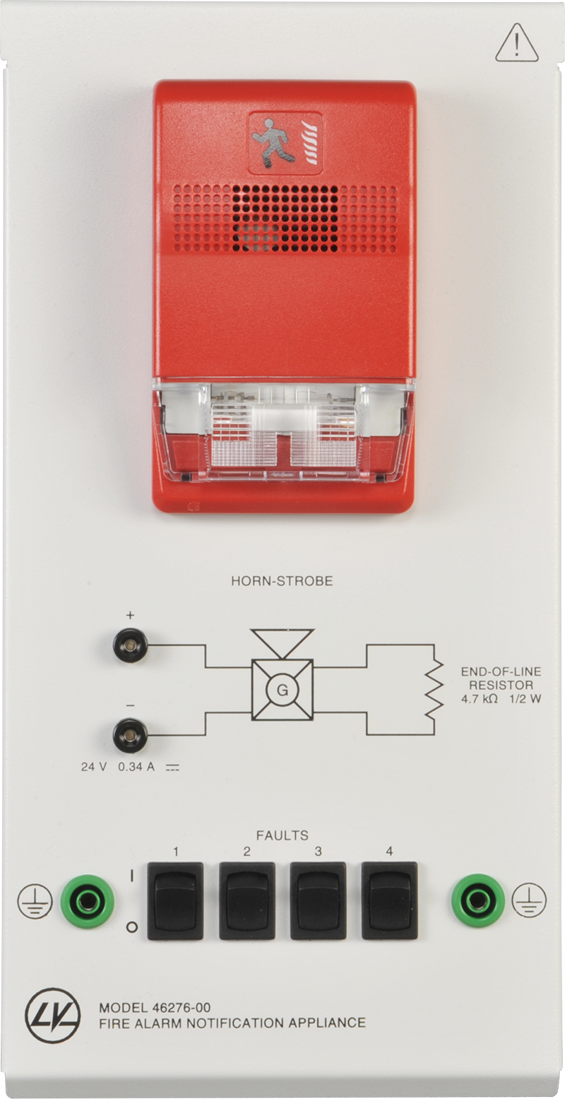 Labvolt Series By Festo Didactic Fire Alarm Notification