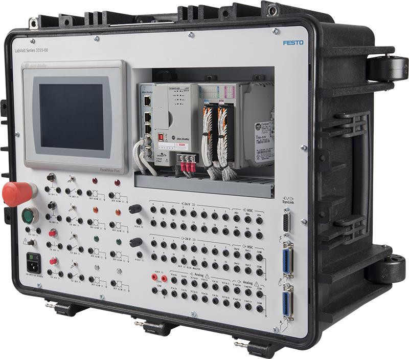 LabVolt Series by Festo Didactic - Advanced PLC Training System