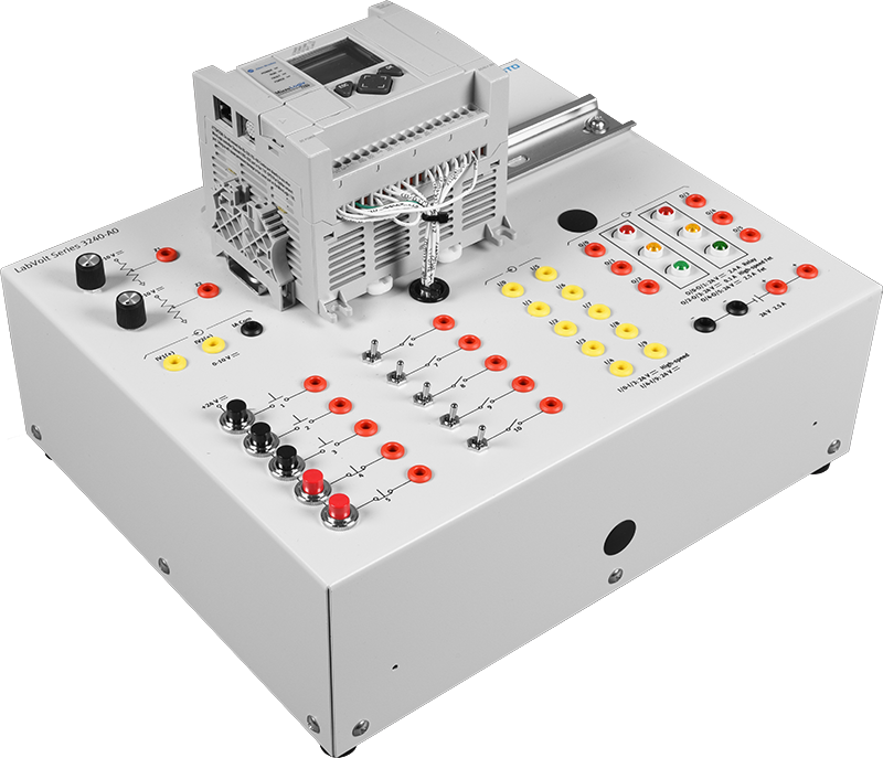 LabVolt Series by Festo Didactic - Programmable Logic Controller (AB ...
